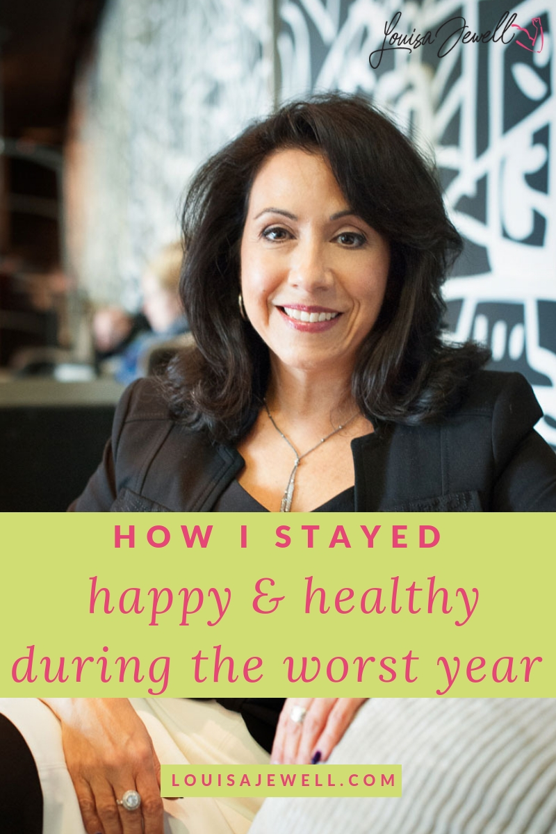 how i stayed happy and healthy during the worst year of my life, positive psychology